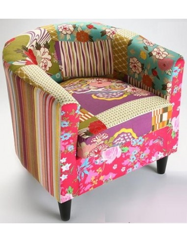 Sillon Patchwork Memories